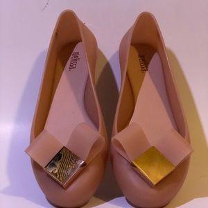 MELISSA Embellished Flats (Box Included)